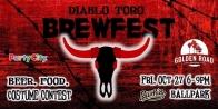 Halloween Brewfest